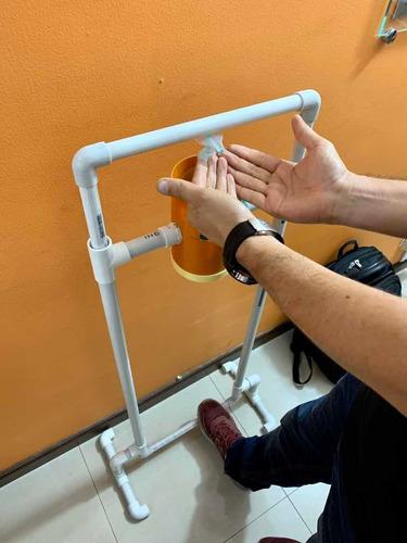 Dispensador De Gel Antibacterial Higiénico (no Tacto)