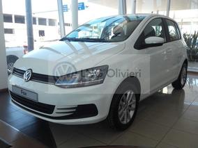 Volkswagen Fox 1.6 Connect My18 0km Blanco