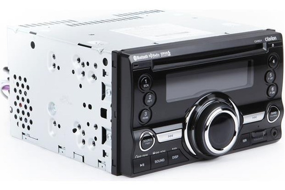 Auto Radio Bluetooth Clarion - Som Automotivo no Mercado