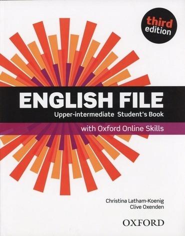 English File (3/ed.) Upper-intermediate - St