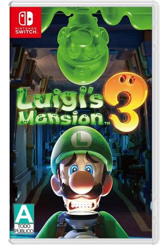 Imagen 1 de 1 de Luigi's Mansion 3