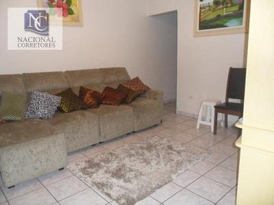 Sobrado Residencial À Venda, Jardim Itapoan, Santo André. - So1431