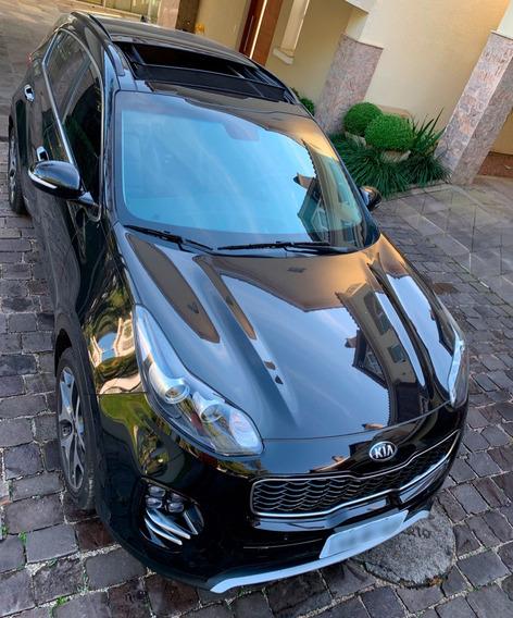 Kia Sportage Ex 2 4x4 Teto Solar Revisão 30.000 Ipva 2019 Pg