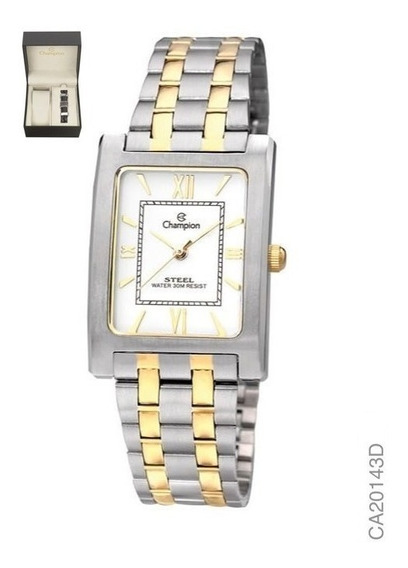 Relógio Champion Feminino Analógico Prateado Ca20143d