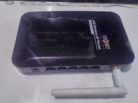 Router Nexxt 54m Wireless Ap