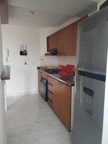 Imagen 1 de 14 de Apartamento Amoblado En Laureles 3 Habitaciones