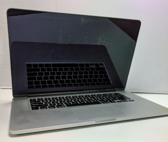 Apple Macbook Pro 2013 A1398 I7 Retina 8gb 120gb Grade C