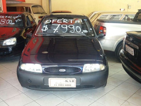 Ford Fiesta 1.0 4 Portas 98 $7990,00