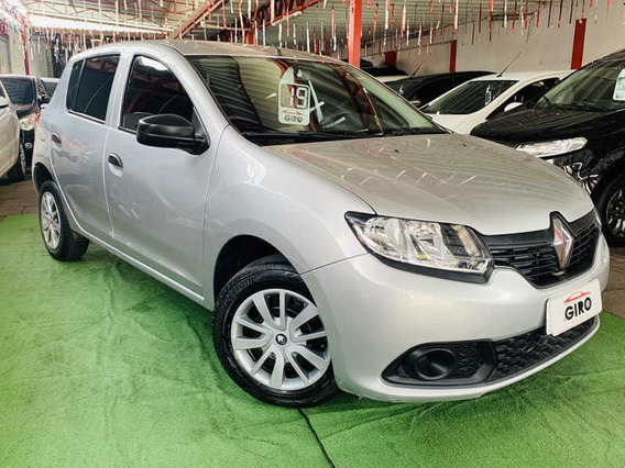 Renault Sandero Auth 10 2019