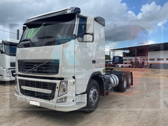 Volvo Fh 400 2010 I-shift 6x2