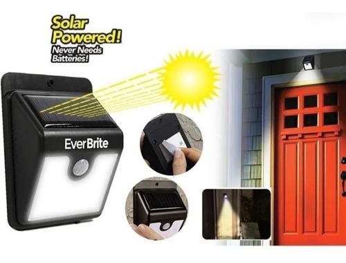 Luz Led Exteriores Recargable Energía Solar