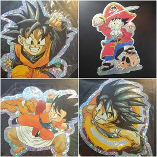 Stikers De Dragon Ball Y Dragon Ball Z De Colección