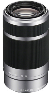 Lente Telefoto Sony Nex 55-210mm F4.5-6.3 Sony E-mount Nuevo