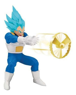 Dragon Ball Super Saiyan Blue Vegeta Figura Bandai 35870