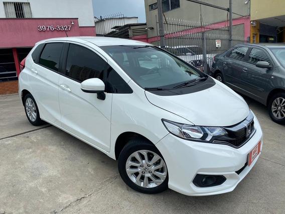 Honda Fit Lx 1.5 Cvt 2018 Branco