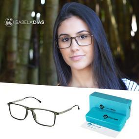 e3b4cd605 Oculos De Grau Feminino 2018 Quadrado - Óculos no Mercado Livre Brasil