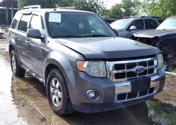 Ford Escape 2009 ( En Partes ) 2008 - 2012 V6 3.0 Automatica