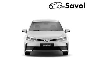 Toyota Corolla Gli Tecido 1.8 16v Flex, 16