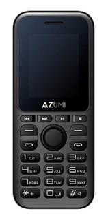 Celular Azumi Sakura 1.8 Ds, 2g, Black