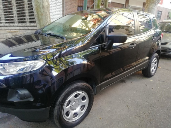 Ford Ecosport S 1.6l Mt N Tipo Rural 5 Puertas