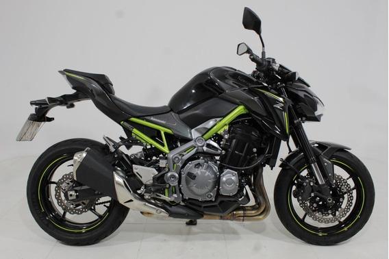 Kawasaki Z900 2018 Cinza