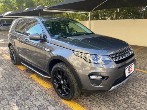 Imagem 1 de 12 de Land Rover Discovery Sport 2.2 16v Sd4 Turbo Diesel Hse 4p