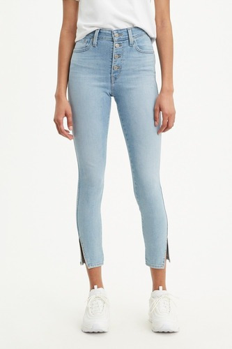 Jean Mujer Levi's 721 High-rise Skinny Ankle Jeans Buttons