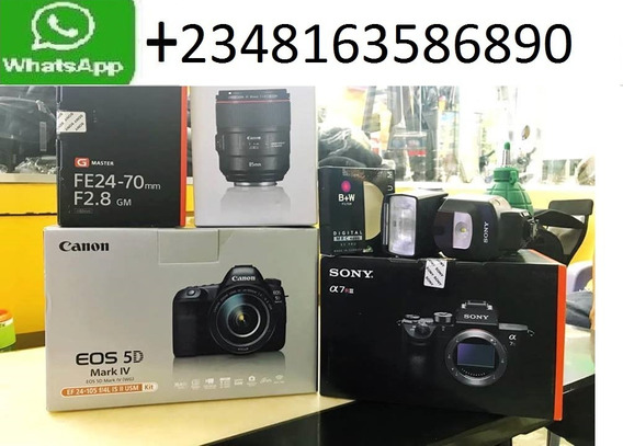 Brand New Canon Eos 5d Mark Iii