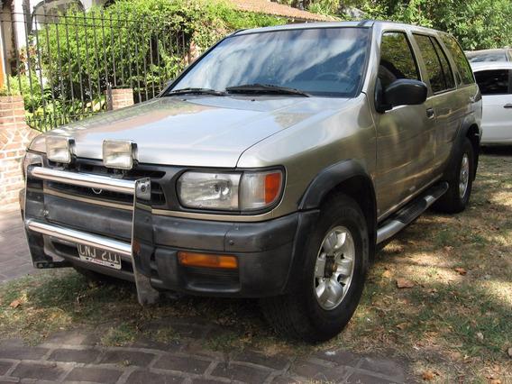 Nissan Pathfinder 3.3 Se Wide At. - 146.000 Km Reales - 1998