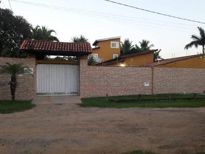 Chácara Residencial À Venda, Recanto Dos Dourados, Campinas. - Ch0112