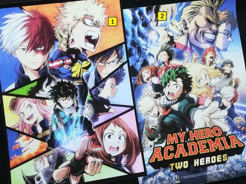 Posters A3 29x42cm Anime Boku No Hero Academia #1 Niponmania