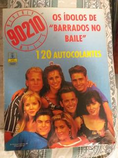Álbum De Figurinhas Barrados No Baile Completo
