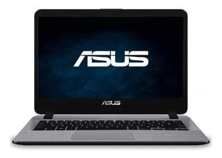 Laptop Asus Nb 15.6 Ci3-7020u 4gb -1tb Windows 10 Pro Gold