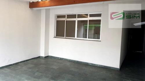 Imagem 1 de 28 de Casa Sobrado Em Vila Metalurgica - Santo André - 4083