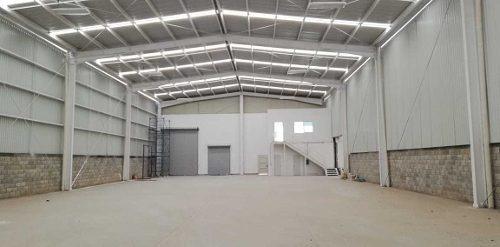 Renta Bodega Industrial Parque Grand Bajio Region Balvanera // Ibr190912a-cl