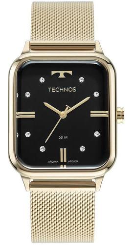 Relógio Technos Style Feminino 2039cq 1p
