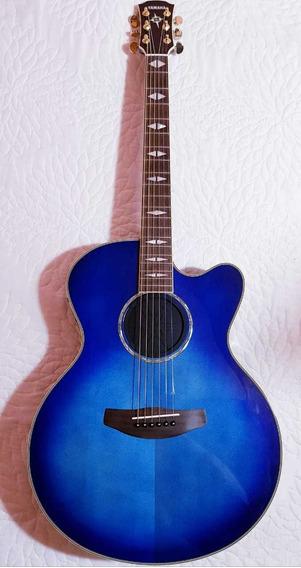 Guitarra Electroacustica Yamaha Cpx 1000