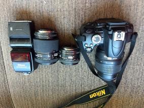 Kit Nikon Completo