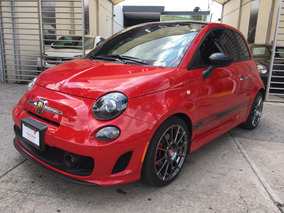 Impecable Fiat 500 1.4 Turbo 160 Hp Abarth Mt