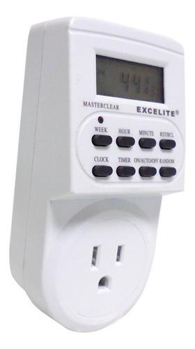 Timer Digital, Encender Y Apagar Electrodomesticos