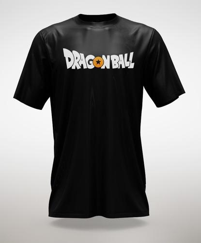 Remeras Dragon Ball Unisex, Dama, Niño, Personalizadas