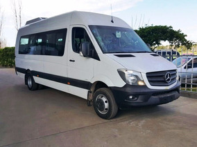 Mercedes Benz Sprinter 515 Cdi Minibus 19+1 Plan Adjudicado