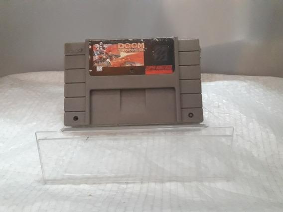 Doom Troopers - Super Nintendo