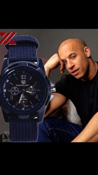 Relógio Gemins Swiss Moda Para Homens