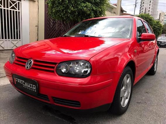 Volkswagen Golf 1.8 Mu Gti 20v 150cv Turbo Gasolina 4p Manua