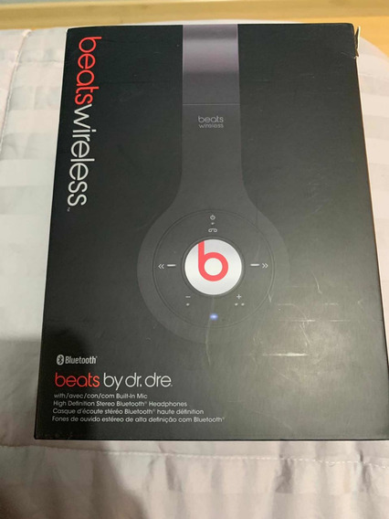 Fones Beats By Dr. Dre - Wireless