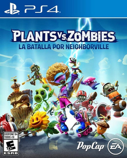 Plantas Vs Zombies Battle For Neighborville Ps4 (end3gamers)