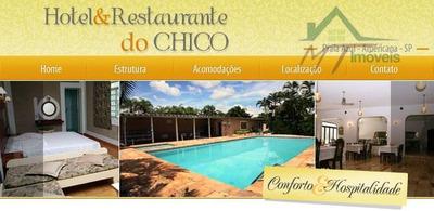 Hotel Comercial À Venda, Jardim Colina, Americana. - Ho0001