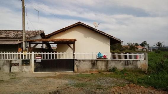 Casa Com 2 Dorms Em Barra Velha - Itajuba Por 185 Mil À Ve - 507