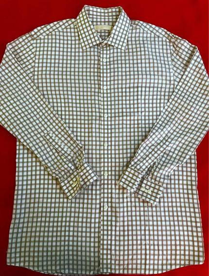 Camisa Michael Kors 100% Original Talla Xl Hombre/hugo Boss